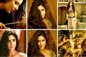 Katrina Kaif's Suraiyya blessed us with many sensational looks in Thugs of Hindostan. (Instagram)