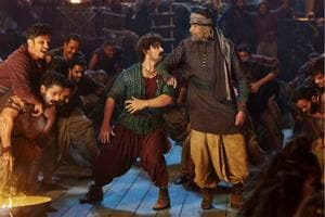 Thugs of Hindostan box office day 1: Aamir Khan, Amitabh Bachchan film earns estimated Rs 50 cr, records highest opening ever