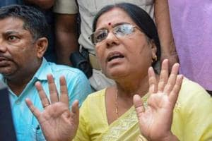 Former Bihar Social Welfare Minister Manju Verma, who is facing arrest in an Arms Act case, has applied for anticipatory bail in the Supreme Court .