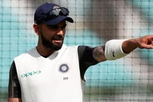 "Aakash Chopra has called Virat Kohli's  ""leave India""comment disappointing."