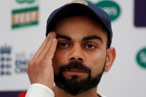 Virat Kohli has been in the news for criticising a fan on his official app.