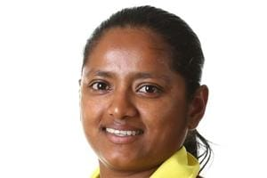 Anisa Mohammed made her debut for West Indies aged 15.