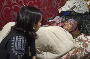 The Delhi Commission for Women (DCW) on Friday rescued a 95-year-old woman who was allegedly being held captive by her daughter-in-law.