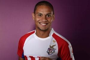 File image of ATK player Gerson Viera.