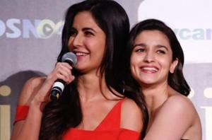Katrina Kaif spoke about her friendship with Alia Bhatt on Koffee With Karan.