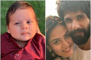 Zain Kapoor was born in September this year in Mumbai.