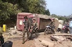 Till November 8 this year, 203 incidents of violence involving Maoists and security forces were reported from the state against 265 in 2017, according to police data.