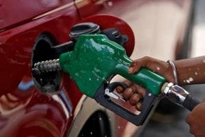 State-run oil-marketing companies continued to cut the prices of key transport fuels -- petrol and diesel -- well into the fourth week on Saturday on lower global crude oil prices.