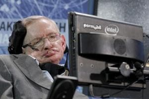 Photos: Stephen Hawking's personal effects fetch $1.8 million at auction