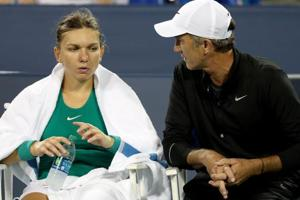Darren Cahill had been Simona Halep's coach for four years.