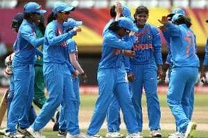 India defeated Pakistan by seven wickets in the ICCWomen's World T20.
