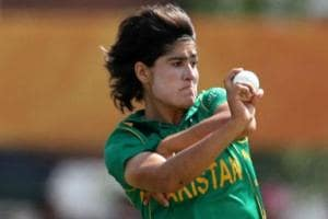 Diana Baig was not picked for Pakistan's first match against Australia.