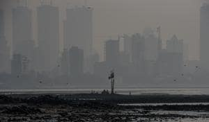 Post Diwali, Mumbai's air quality improved to 'moderate' on Sunday.