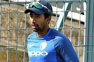 Wriddhiman Saha has had a terrible time with injuries in 2018.