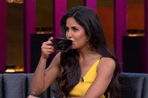 Katrina Kaif and Varun Dhawan on Koffee With Karan.