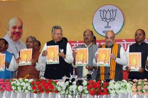 The Bharatiya Janata Party in its manifesto for the December 7 Assembly polls in Telangana, has proposed introduction of Yoga in schools and colleges.