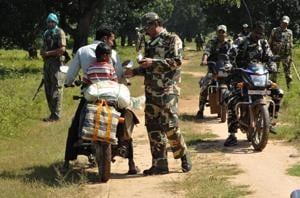 It was the fifth Maoist attack in 17 days in the Left-wing extremism (LWE) affected state.