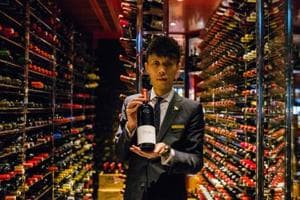 Photos: A wine 'flying above the clouds' in China's Himalayas