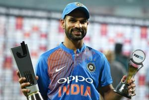 India vs West Indies T20I 2018: Shikhar Dhawan doesn't give undue importance to critics