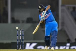 File picture of Rohit Sharma