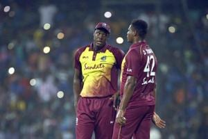 West Indies managed to win just one ODI and tie one on the tour of India.