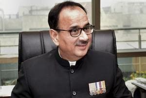 CBI director Alok Kumar Verma