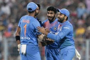 India blanked Windies 3-0 in the T20I series