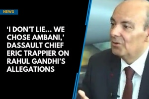 'I don't lie', says Dassault chief Eric on Rahul Gandhi's allegations