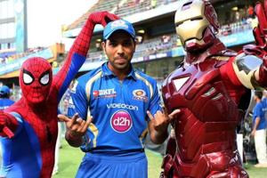 Rohit Sharma posted a heartfelt tribute to Stan Lee on Twitter.