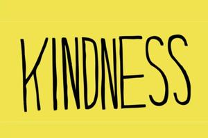 Being kind to others has benefits for you too, including improving your physical health.  (Instagram)
