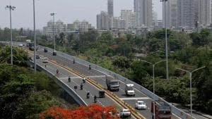 The civic body has planned to develop similar spaces under flyovers across the city