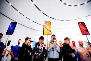 iPhone XRstarts at Rs 76,900 in India.