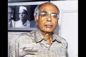 Narendra Dabholkar, 67, was gunned down in August 2013 when he was out on a morning walk.