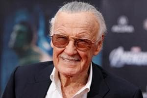Comic book creator and executive producer Stan Lee died on Monday. He was 95.