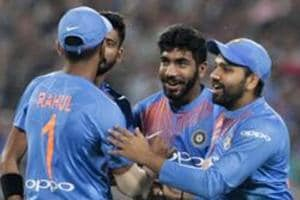 India vs West Indies: Rohit Sharma happy to see team's ruthless approach