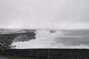 Fishermen who are in the deep sea have been advised to return to the coast while coastal hutment dwellers will be moved to safer places by the local authorities. Other people in affected areas have been asked to stay indoors.