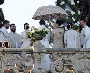 Deepika Padukone and Ranveer Singh wedding highlights: Konkani wedding today, Sikh ceremony tomorrow.