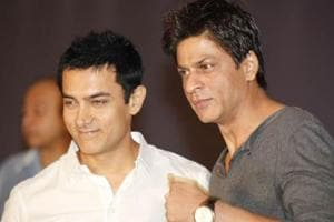 Shah Rukh Khan spoke about the failure of Aamir Khan's film Thugs of Hindostan.