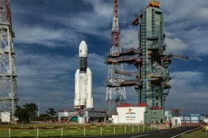 A view of ISRO
