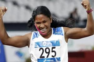 Swapna Barman won heptathlon gold for India at Asian Games 2018