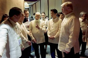 India and the other members of the Quadrilateral Security Dialogue, aka Quad, agreed on Thursday to expand their cooperation to promote a free, rules-based and inclusive order in the Indo-Pacific region by including  other countries and forums.