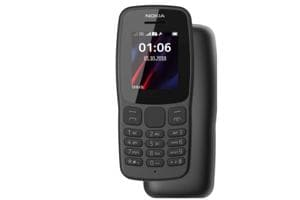 Nokia 106 feature phone is currently available only in Russia.