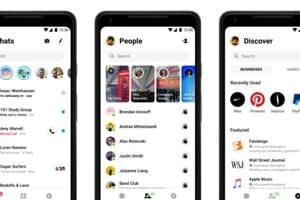 Facebook recently rolled out a redesign for Messenger with a simpler layout and customisations for chats.