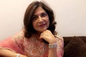 Mala Lakhani  and her domestic help were found dead at her house in south Delhi's Vasant Kunj on Wednesday night.