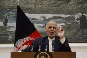 Afghan president Ashraf Ghani said Afghanistan and Pakistan need to together agree with the US and the rest of the world community on counter terrorism.