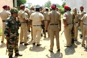 The counter intelligence wing of Punjab Police on Thursday put the state on high alert about the presence of at least half-a-dozen terrorists belonging to Pakistan-based group Jaish-e-Mohammad (JeM) in the state and said they could be moving towards the national capital.