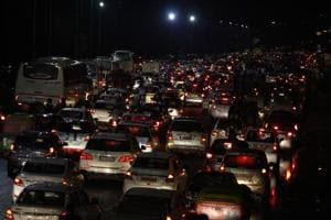 "Experts said the idea of a blanket ban on all private non-CNG vehicles was ""impractical""  and a ""scary proposition"" for Gurugram, which lacks a robust public transport system."