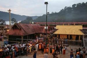 The annual Sabarimala pilgrimage season starts Friday.