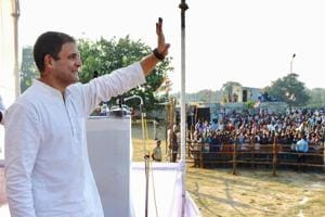 Over the past few months, there's a certain routine Congress president Rahul Gandhi follows when he arrives at a city, town, or village for a rally — he has spoken on several occasions since September 1.  Gandhi calls a local, grassroots, booth-level party worker and asks him if he is attending.