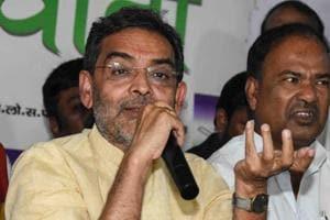 Rashtriya Lok Samata Party (RLSP) president Upendra Kushwaha   (File photo)